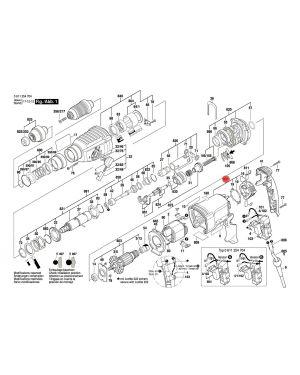 เสื้อสว่าน GBH2-26DFR 1617000558 Bosch