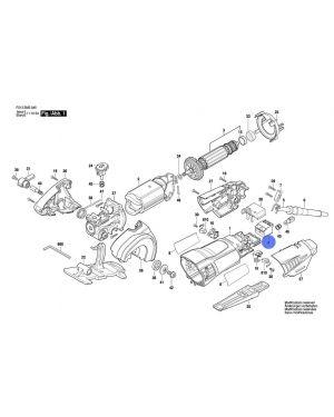 สวิทซ์ปิด-เปิด DSM20 1607200179 Bosch
