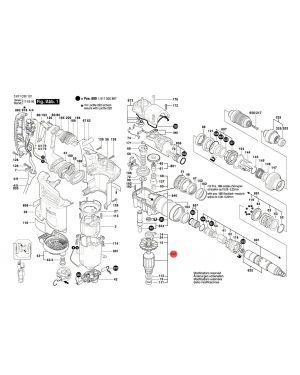 ทุ่น GBH4-32DFR 1614010252 Bosch
