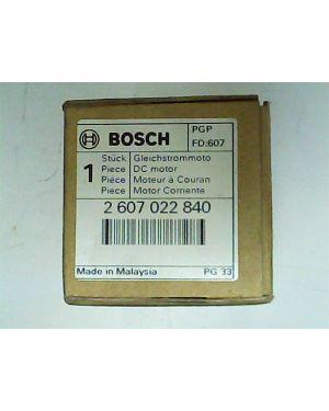 มอเตอร์ไฟฟ้ากระแสตรง 2607022840 Bosch
