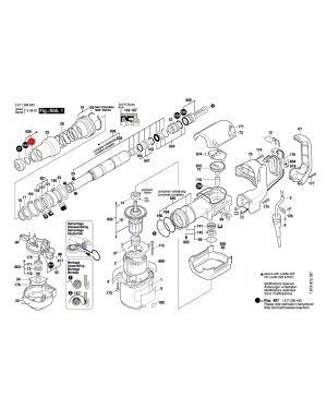 แหวนรอง GSH388 1610103022 Bosch