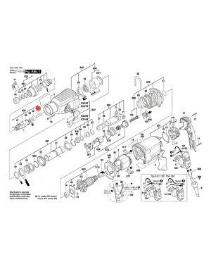 ก้านต่อ GBH2-26 DRE 1613124081 Bosch