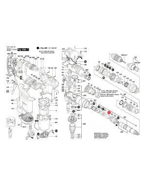 ลูกกระทุ้ง GBH4-32DFR 1613124088 Bosch