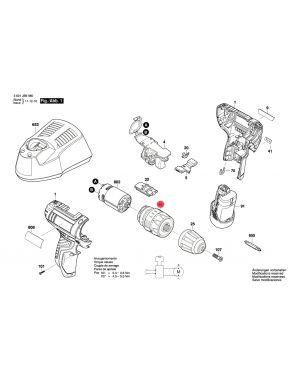 เฟือง GSB10.8-2-LI 2609199397 Bosch