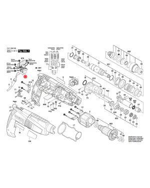 สวิทซ์ GBH2-18RE 1617200515 Bosch