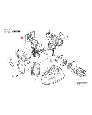 สวิทซ์อิเล็คทรอนิกส์ GSR10.8V-LI 1607233352 Bosch