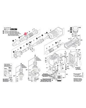 แผ่นสวิทซ์ 1612300025 Bosch