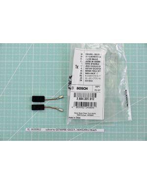 แปรงถ่าน GST80PBE GGS27L 2604320912 Bosch