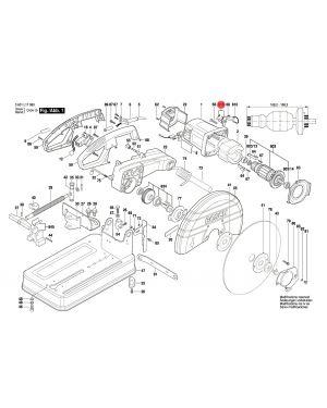 ซองแปรงถ่าน GCO2000 1604336048 Bosch