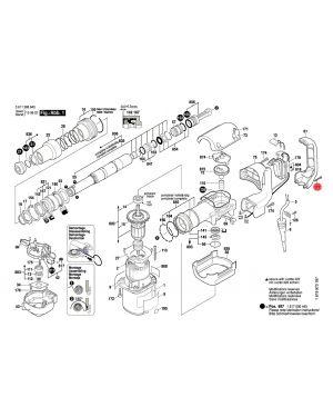Sheet Metal Screw GSH388 1603435051 Bosch