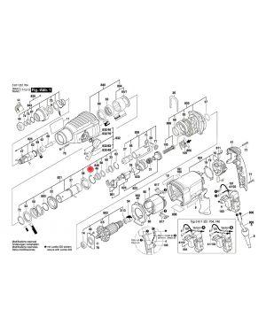 แหวนรอง GBH2-26DFR GBH2-26DRE 1604601028 Bosch
