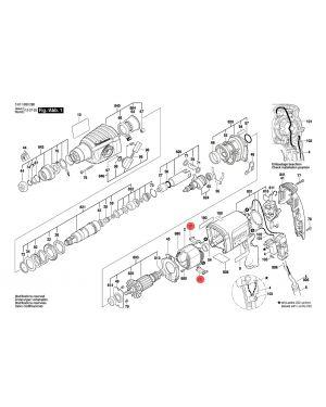 ตัวกันสัญญาณ GBH2-23E 1600A0032J Bosch