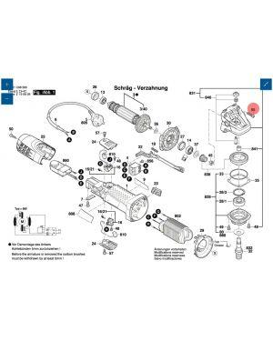 สกรูหัวมน TORX 1619P01066 Bosch