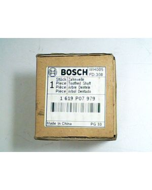 Toothed Shaft GBH2-22 1619P07979 Bosch