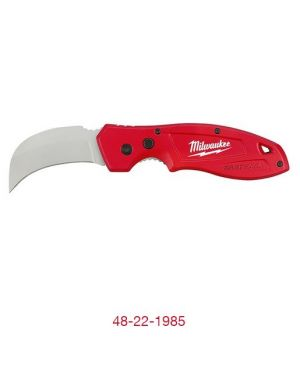 Fastback Hawk Bill Folding Knife 48-22-1985 MWK