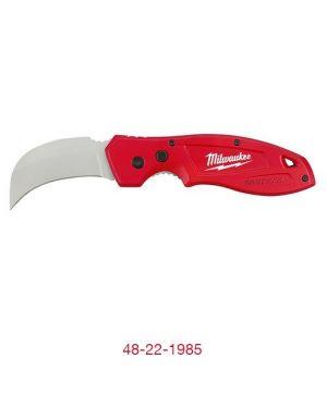 Fastback Hawk Bill Folding Knife 48-22-1985 MWK