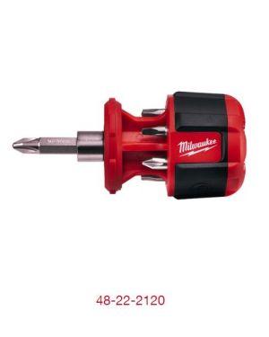ไขควงกระปุก 8in1 48-22-2120 MWK