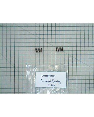 Terminal Spring M18 FPD(9) 691093001 MWK