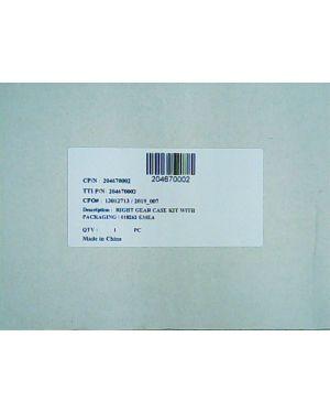 Right Gear Case Kit M18 FHZ(6) 204670002 MWK