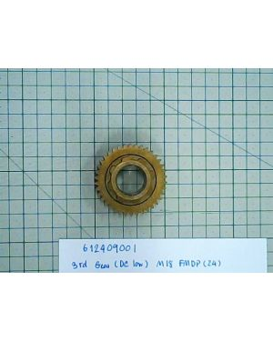 3rd Gear (DC Low) M18 FMDP(24) 612409001 MWK