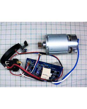 Motor And Electronics Assembly M12 BPRT(17) 208401001 MWK
