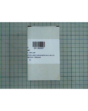 Switch Assembly Kit C12MT(52) 201366007 MWK