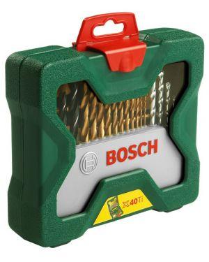 ดอกเจาะ X Line ชุด 40Pcs Bosch