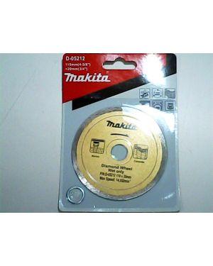 """ใบตัดเพชรน้ำ 4"""" D-05212 Makita"""