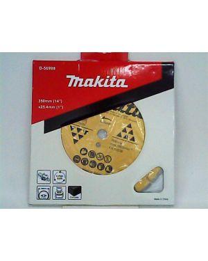 """ใบตัดเพชร 14"""" D-56998 Makita"""