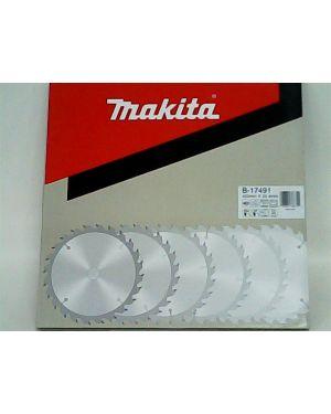 """ใบเลื่อยวงเดือน ตัดไม้ 16"""" 40T B-17491 Makita"""