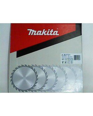 """ใบเลื่อยวงเดือน ตัดไม้ 14"""" 48T A-82731 Makita"""