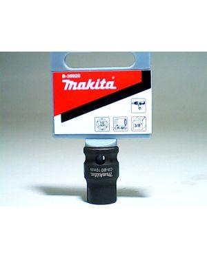 """ลูกบล็อกลม แกน 3/8"""" 10x28mm TW100D B-39920 Makita"""