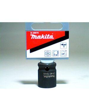 """ลูกบล็อกลม แกน 3/8"""" 15x28mm TW100D B-39970 Makita"""