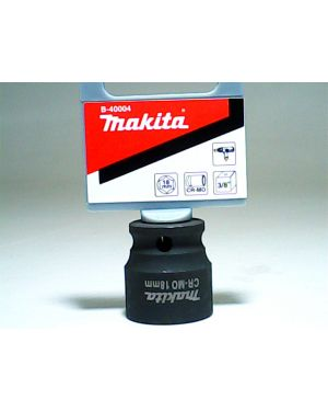 """ลูกบล็อกกระแทก แกน 3/8"""" 18x30mm B-40004 Makita"""
