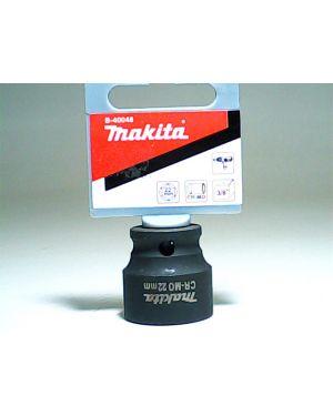 """ลูกบล็อกกระแทก แกน 3/8"""" 22x30mm B-40048 Makita"""