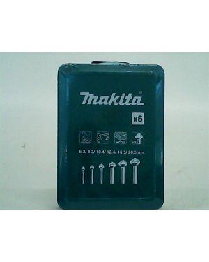 ชุดCountersink 90องศา 6Pcs D-42503 Makita