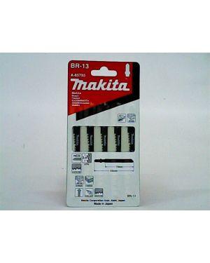 ใบจิ๊กซอว์ตัดไม้เร็ว ดาบ BR-13 5Pcs A-85793 Makita
