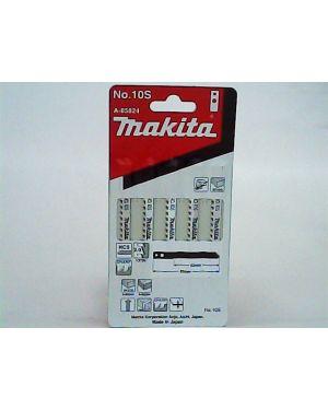 ใบจิ๊กซอว์รูตัดไม้ #10S 5Pcs A-85824 Makita