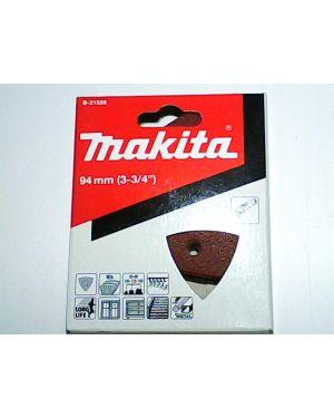 กระดาษทรายขัดไม้เก่า #60;80;100;120;180 B-21559 Makita
