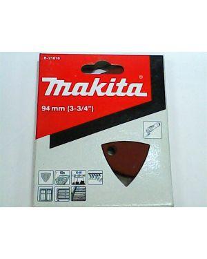 กระดาษทรายขัดทั่วไป #60;80;120;180;240 B-21618 Makita