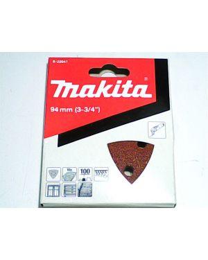 กระดาษทราย #100 10Pcs B-22947 Makita
