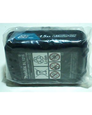 Battery Li-ion 12V 1.5Ah BL1016 Makita