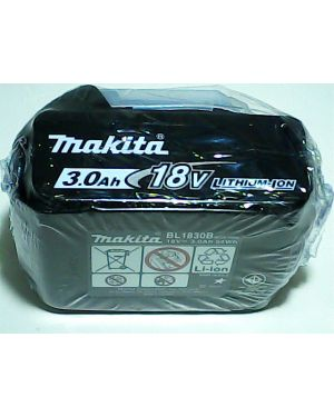 Battery Li-ion 18V 3.0Ah BL1830 Makita