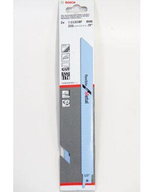 ใบเลื่อยอเนกประสงค์ 2Pcs S1122BF Bosch