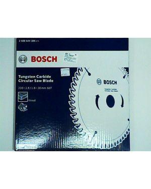 """ใบเลื่อยวงเดือน ตัดไม้ Eco 9 1/4"""" 60T Bosch"""