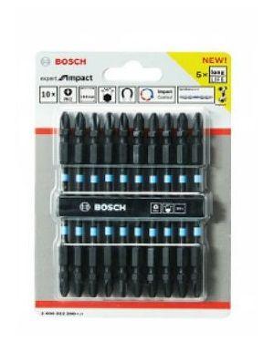 ดอกไขควง PH ดำ 110mm 10Pcs Bosch
