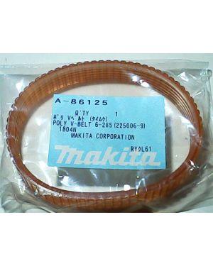 สายพาน รุ่นใหม่ น้ำตาล 1804N A-86125 Makita