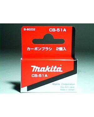 ถ่าน CB51A CB50 CB51 TT B-80232 Makita
