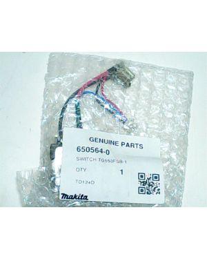 Switch TG553FSB-1 BTD130FRFEW(7) 650564-0 Makita