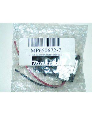 Switch TG563FSB-2 6261DW 650672-7 Makita